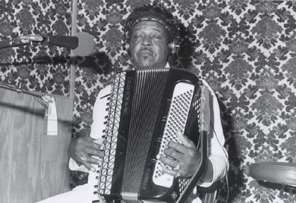 Clifton Chenier 2 Photo by Harriet Blum